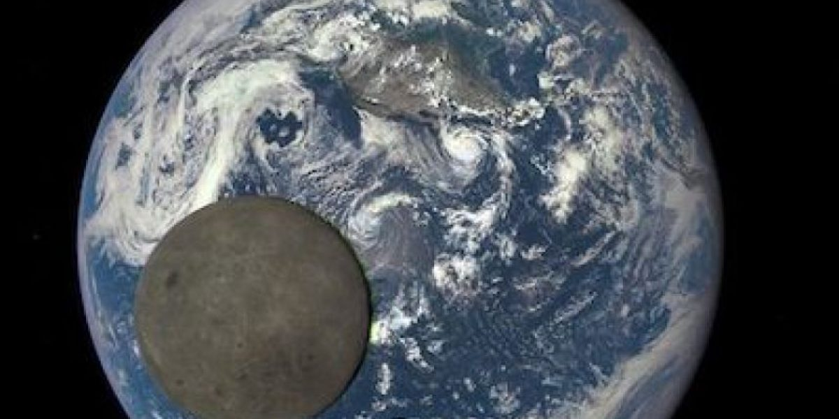Histórico: La NASA revela nuevas imágenes del lado oscuro de la Luna