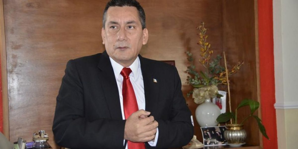 VIDEO. Roberto Villate de Líder describe a quienes participaron en #RenunciaYa2