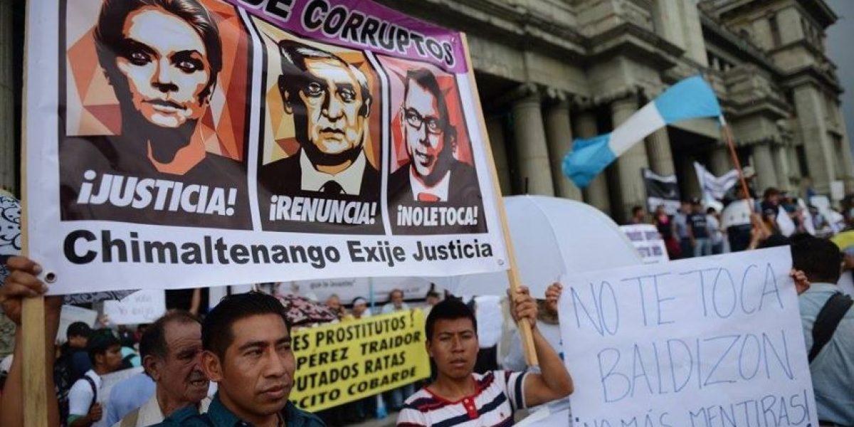 ¡Imperdible! Las críticas más fuertes ante la corrupción que empañó la justicia social