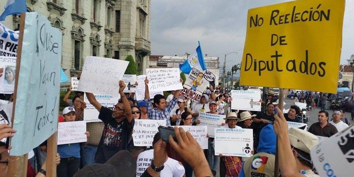 GALERÍA. Estos son los mensajes de los guatemaltecos para las autoridades