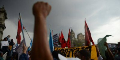 Las marchas campesinas rechazarán la corrupción