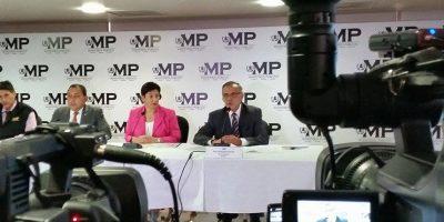 MP y CICIG detallan contrato millonario en el IGSS