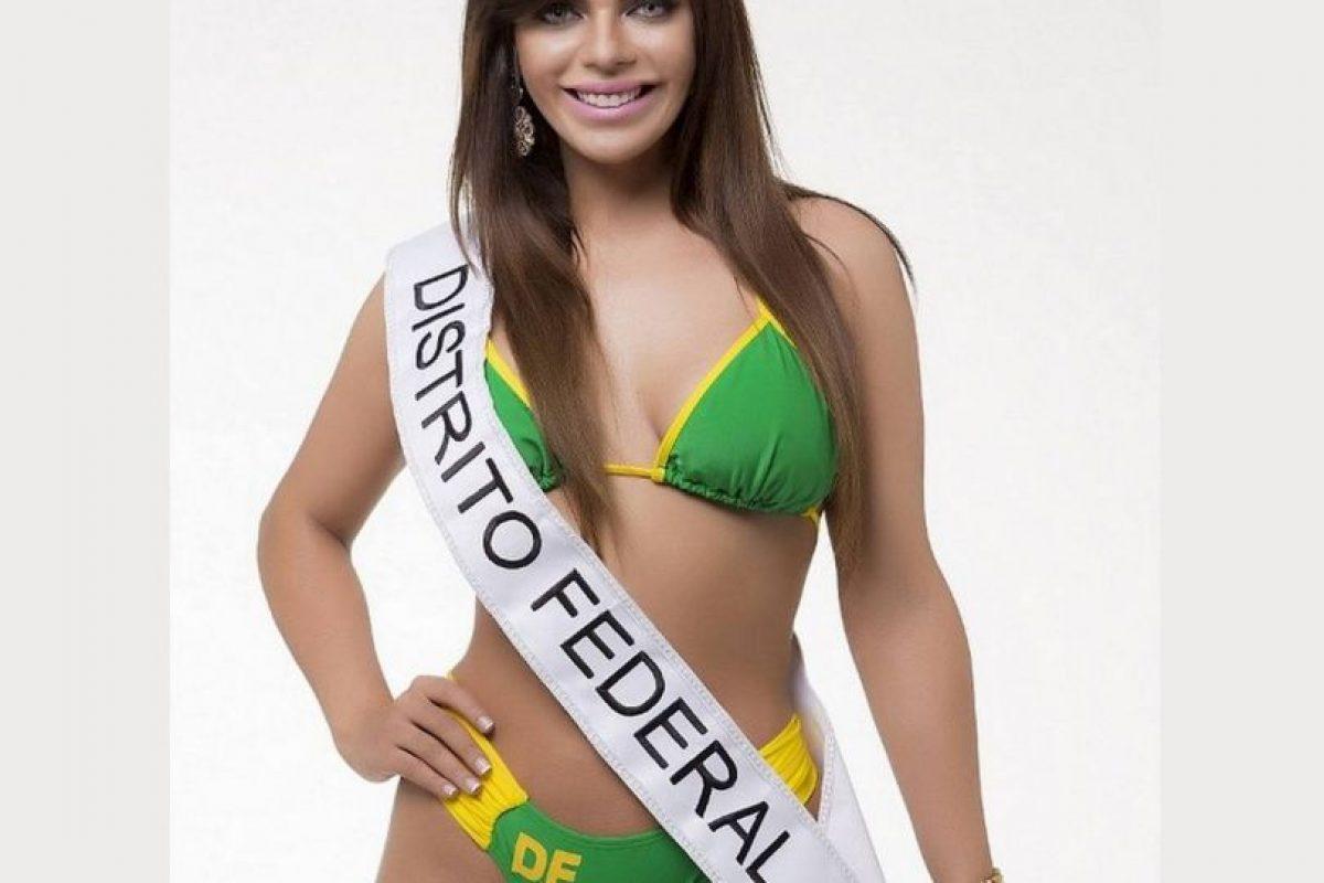 Suzy Cortez de Distrito Federal. Foto:Vía facebook.com/SuzyCortezOficial