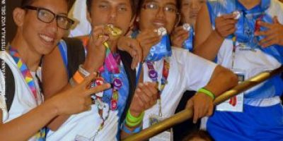 Guatemaltecos le dan 14 medallas al país en Olimpiadas Especiales