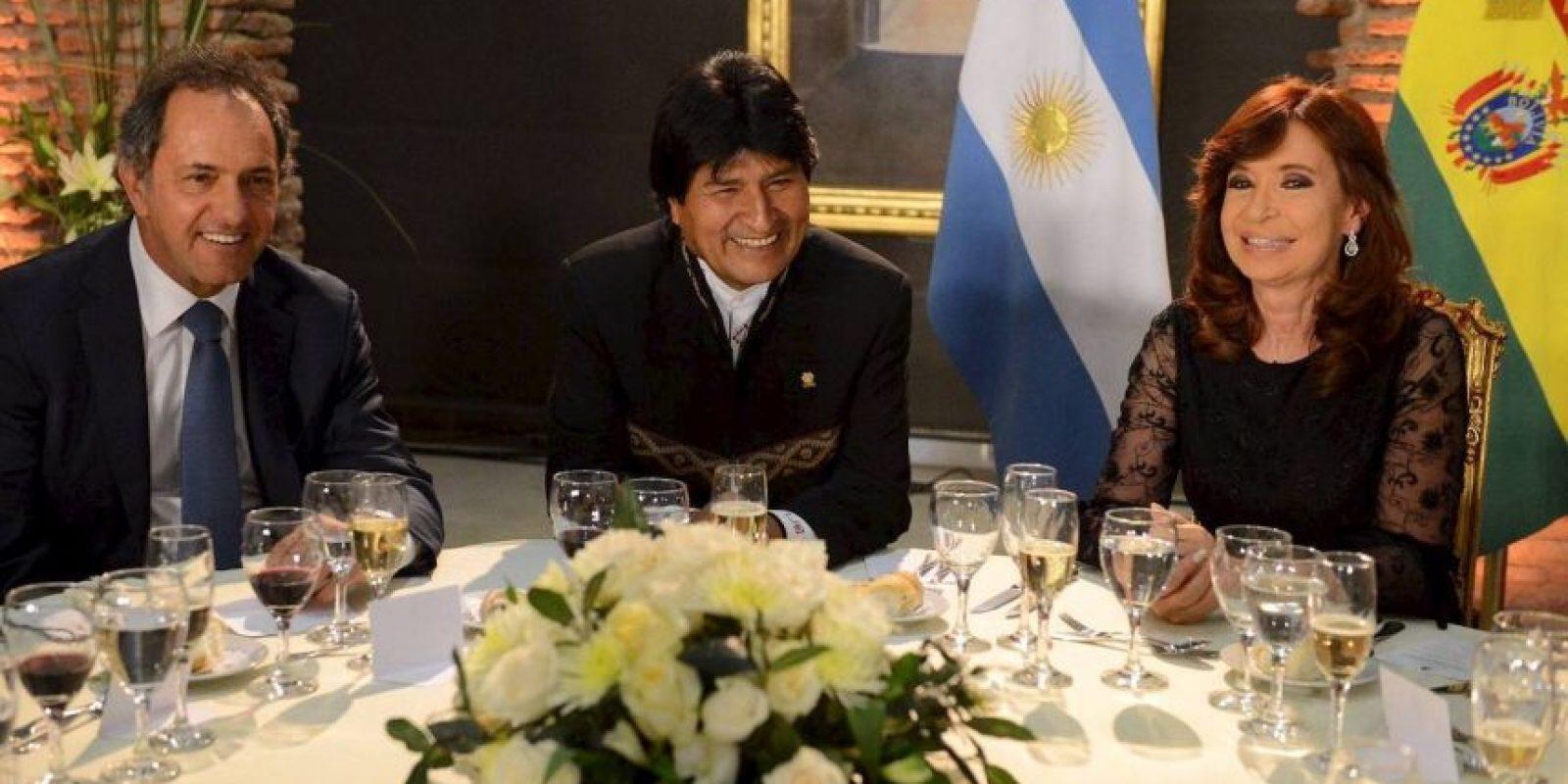 Es el candidato heredero de las políticas del Kirchnerismo. Foto:Facebook.com/danielsciolioficial