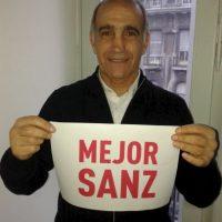 También es integrante del partido Unión Civil Radical (UCR) Foto:facebook.com/ernestoricardosanz/