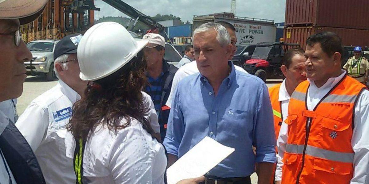 Presidente expresa su apoyo al comisionado Iván Velásquez