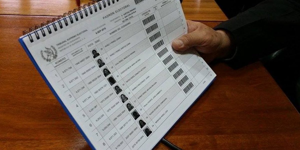 El Tribunal oficializa 18 mil 582 juntas receptoras de votos