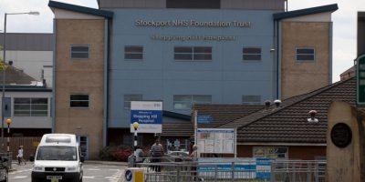 El enfermero asesino trabajaba en el hospital Stepping Hill de Stockport, en Inglaterra. Foto:Getty Images