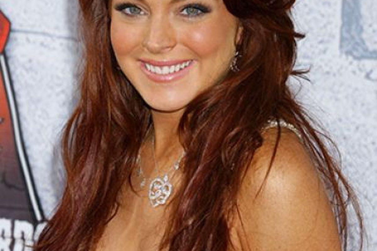 Lindsay Lohan Foto:Agencias