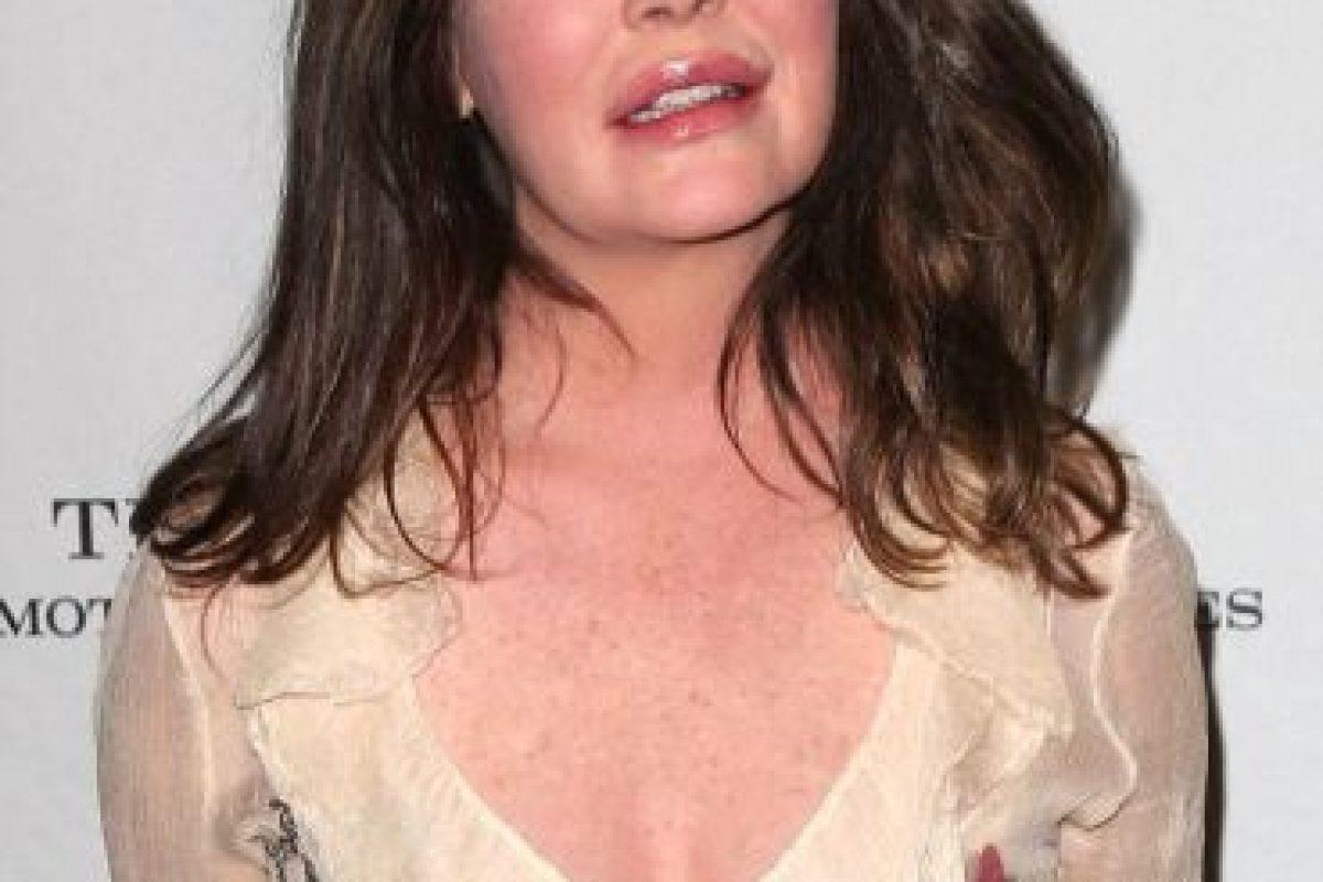 Lara Flynn Boyle Foto:Agencias