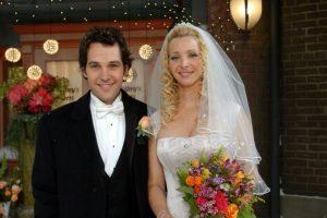 """Interpretó a """"Mike Hannigan"""", el desconocido que se convirtió en el esposo de """"Phoebe"""". Foto:vía facebook.com/friends.tv"""