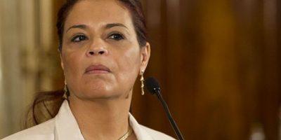 Magistrados trasladan expedientes contra Baldetti al Ministerio Público