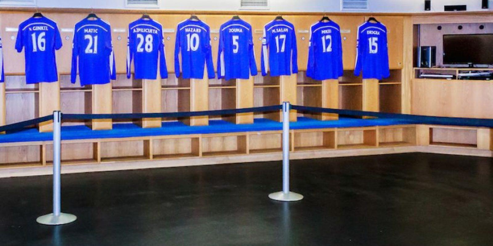 Estadio: Stamford Bridge Foto:flickr.com