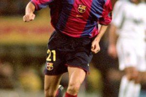 6. Luis Enrique vs Real Madrid Foto:Getty Images