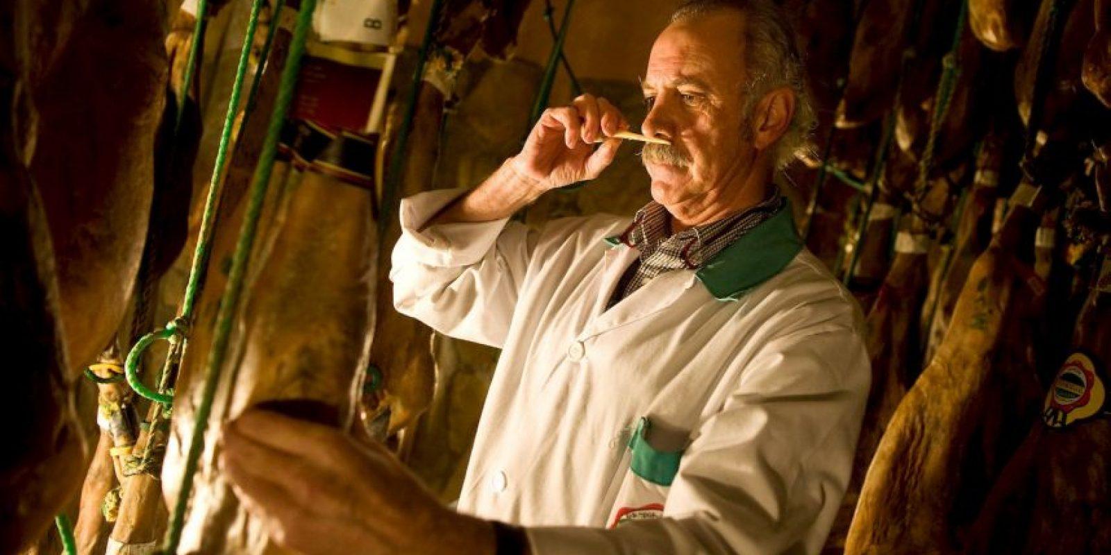 5. El hombre puede identificar a través de su olfato cuando un queso está cerca de madurar. Foto:Getty Images