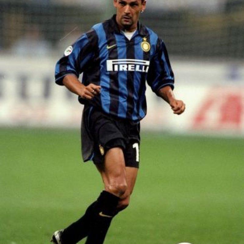 2. Roberto Baggio Foto:Getty Images