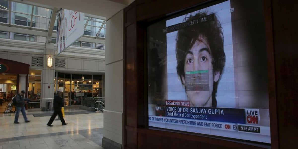 Boston: Ejecución del autor de atentado en maratón podría tardar 18 años
