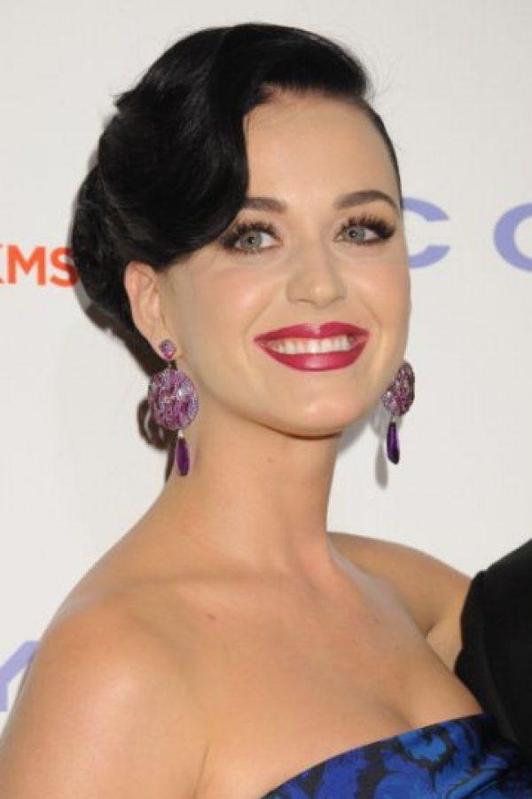 Katy Perry. Foto:vía Getty Images