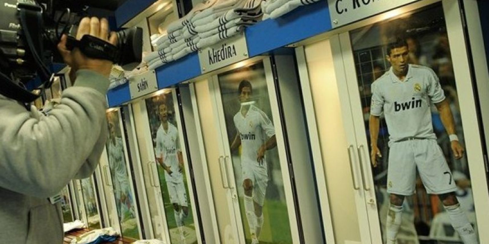 1. Real Madrid Foto:Uefa.com