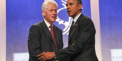 Barack Obama esta apunto de dejar su mandato como presidente de los Estados Unidos. Foto:Getty Images