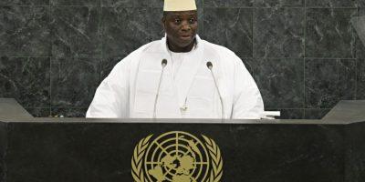 El presidente de Gambia decapitará a los gays que vivan en el país