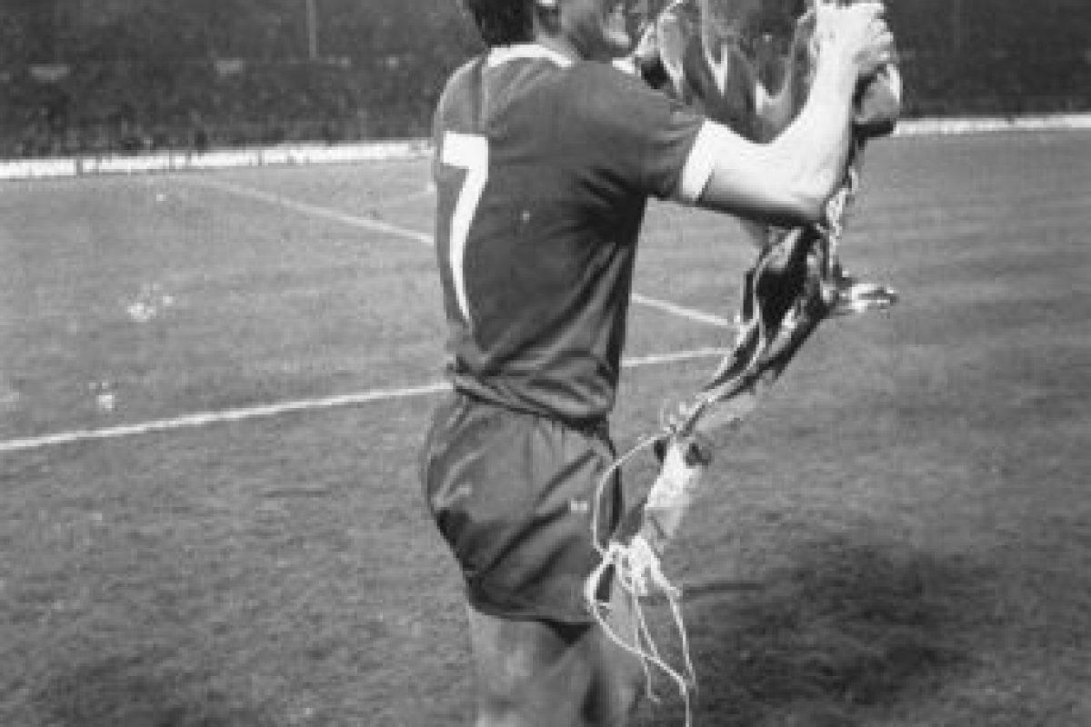 """El ícono del Liverpool en los setenta tiene 29 trofeos con los """"Reds"""" y el Celtic, su anterior club. Destaca en su palmarés 5 Ligas de Inglaterra y 3 Copas de Europa. Foto:Getty Images"""