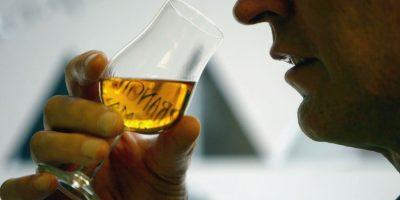 Cuando George Washington falleció era el mayor destilador de la bebida en Estados Unidos Foto:Getty Images