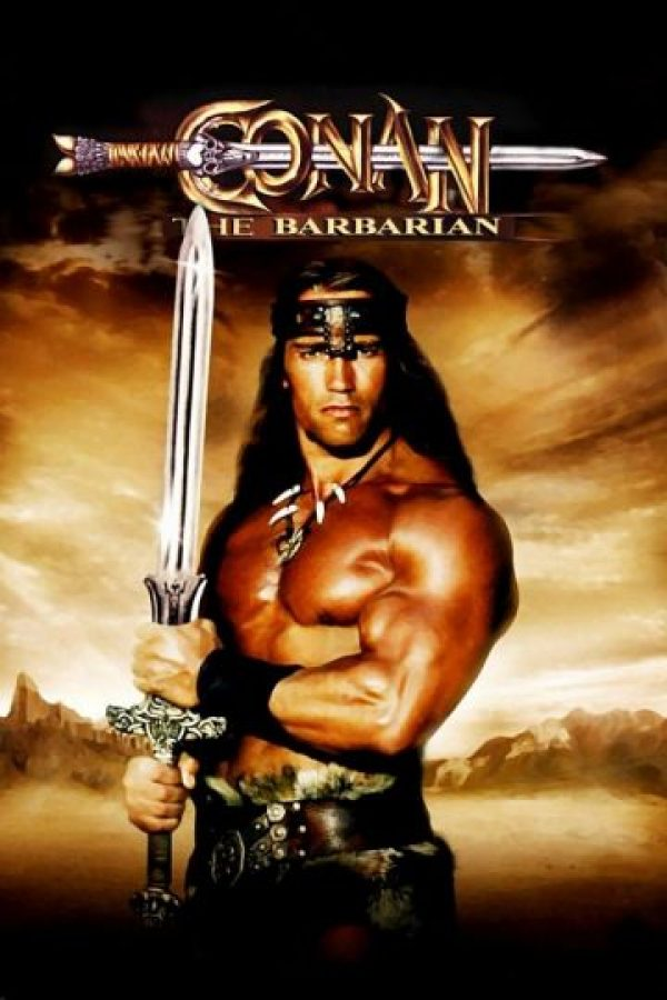 """En 1982, interpretó al guerrero """"Conan"""", un hombre sediento de venganza. Foto:IMDB"""