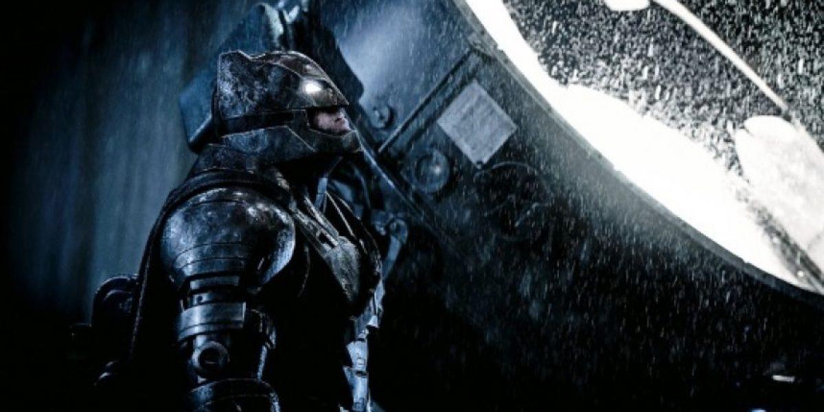 """Snyder lo hace de nuevo y comparte más fotos de """"Batman VS Superman"""""""