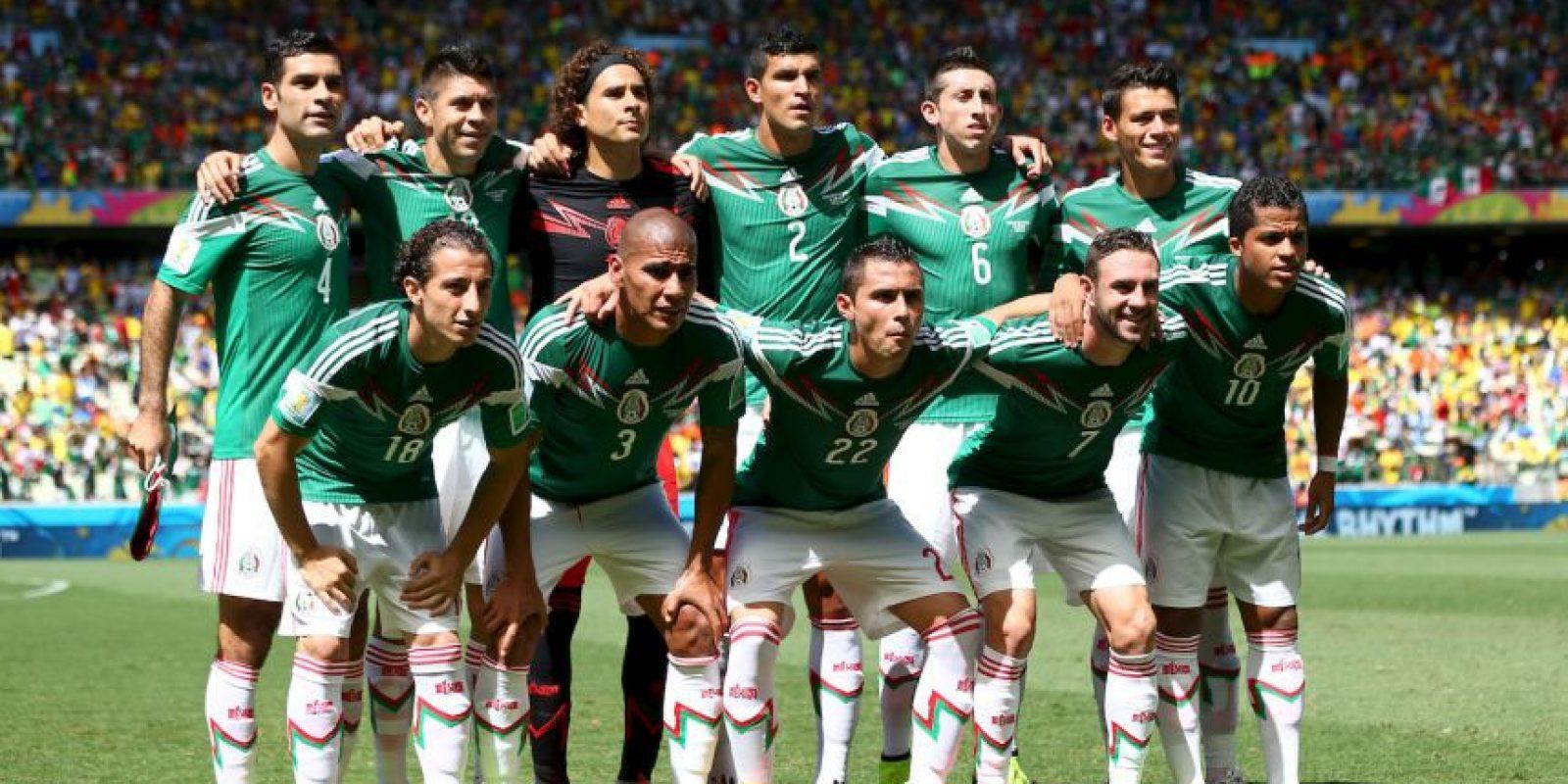 MÉXICO / DT Miguel Herrera Foto:Getty Images