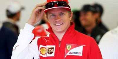 En 2007, el piloto finlandés firmó con Ferrari un contrato por 50.95 millones de dólares al año. Foto:Getty Images