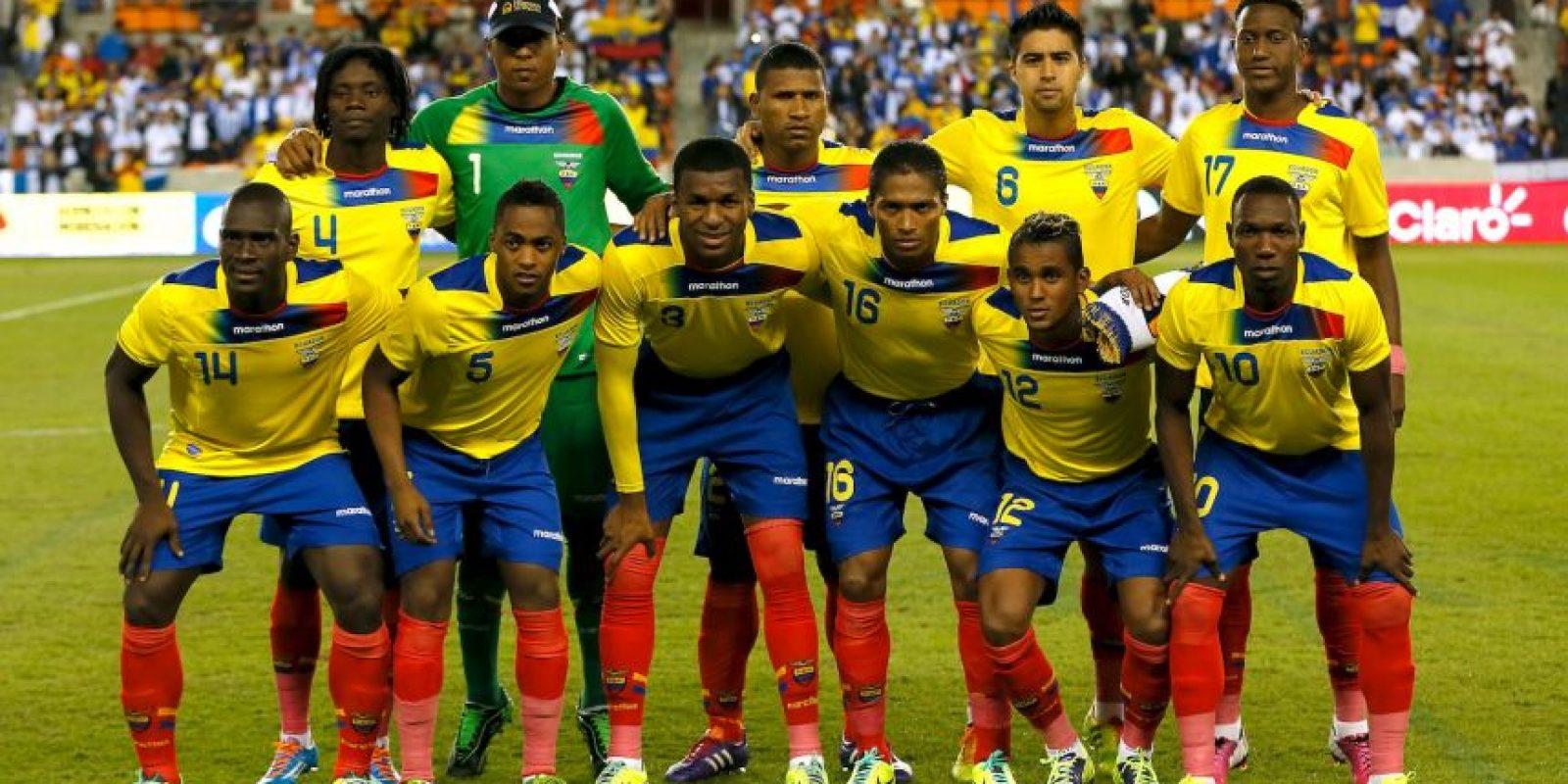 ECUADOR / DT Gustavo Quinteros Foto:Getty Images