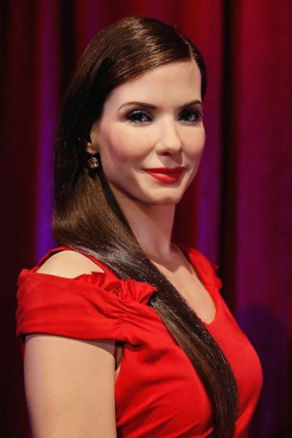 Sandra Bullock es una empresaria, modelo y es madre de Louis Bardo, a quién adoptó en 2010 Foto:Getty Images