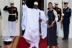 El líder gambiano siempre ha manifestado sus opiniones homofóbicas y nunca se ha inmutado por ellas. Foto:Getty Images