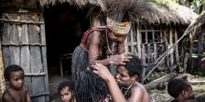 17. Panguna, Papúa y Nueva Guinea. 7 de mayo. Magnitud 7.1 Foto:Getty Images