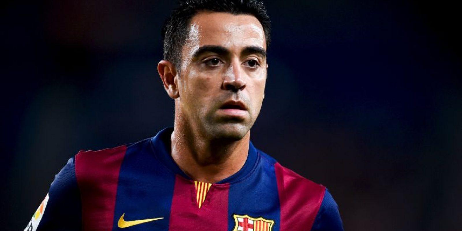 Es el futbolista que más partidos ha disputado con la camiseta blaugrana Foto:Getty Images