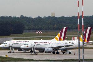 Germanwings es la compañía de bajo costo de Lufthansa. Foto:Getty Images