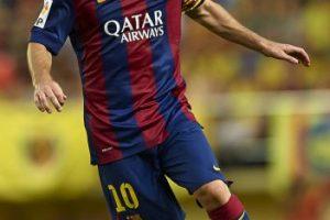 Messi busca un nuevo campeonato de la Liga española. Foto:Getty Images