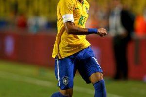 DELANTEROS: Neymar (Barcelona), Roberto Firmino (Hoffenhein), Diego Tardelli (Shandong Luneng), Robinho (Santos) y Phillippe Coutinho (Liverpool). Foto:Getty Images