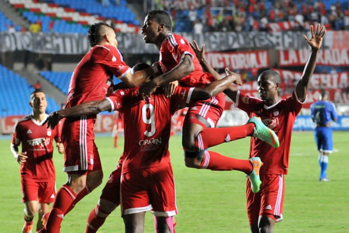 5. América de Cali (Fútbol) Foto: Getty Images
