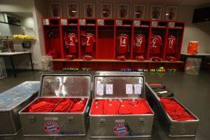 7. Bayern Munich Foto:Getty Images