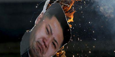 5. De acuerdo con The Richest, Kim Jong-un tiene una obsesión por el basquetbolista estadounidense Michael Jordan Foto:Getty Images