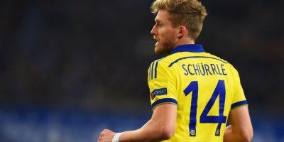 Andre Schurrle es un futbolista alemán de 24 años. Juega como extremo. Foto:Getty Images