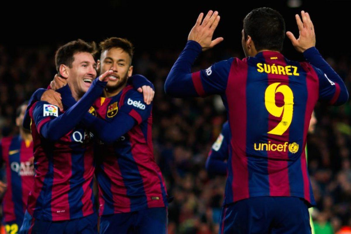Barcelona repetirá el mismo equipo que ante Bayern Múnich. Foto:Getty Images