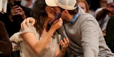La pareja también cuida su relación Foto:Getty Images
