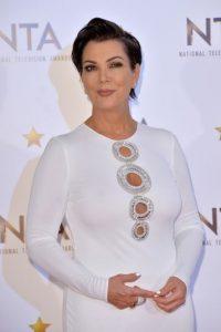 """La visita de Kris Jenner a su exesposo podría aparecer en el documentarl """"I Am Cait"""". Foto:Getty Images"""