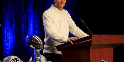 """Los balones oficiales para los partidos de la NFL deben estar inflados a cierta presión, pero los que fueron usados en la final de la AFC estaban """"desinflados"""", según reportes de los propios Colts. Foto:Getty Images"""