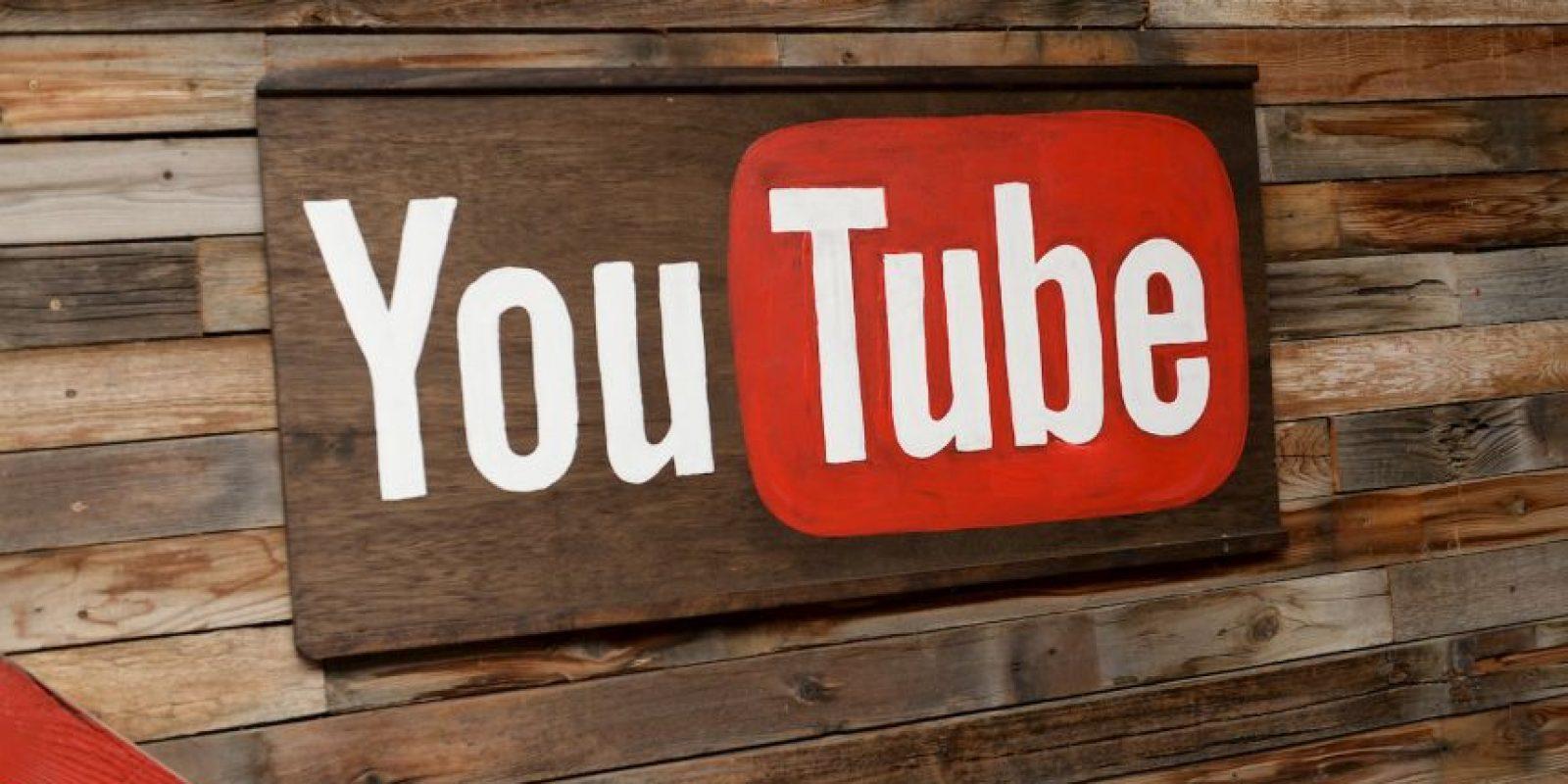 El 3 de agosto de este año YouTube lanzó su nuevo reproductor transparente para su cliente web Foto:Getty Images