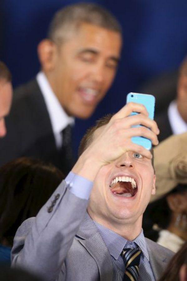 El presidente Barack Obama Foto:Getty Images